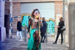 Inspiration Clown / Cosma / Marseille 2020 / Photographe : Morgana Sittona