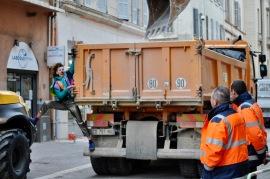 S'inspirer du Clown. Cosma . Marseille 2019 . Photographe : Morgana Sittona
